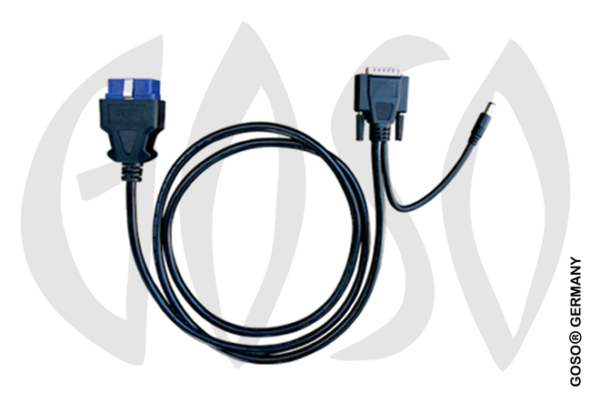 Zed-Full Main OBD2 Cable ZFHC-OBD2 ZF12