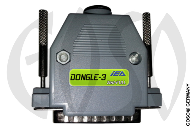 Zed-Full Dongle OBDII Megane-1, Scenic-1 ZFH-Dongle3 ZF25