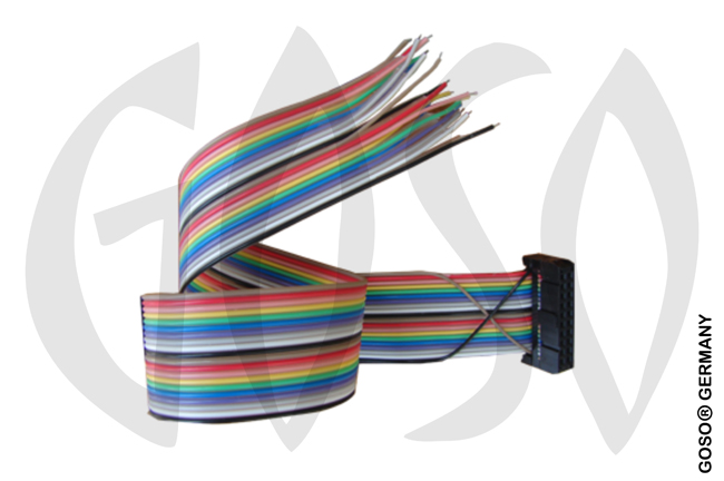 Zed-Full Universal 20 PIN Cable for EEPROM APP. ZFH-C08 ZF35