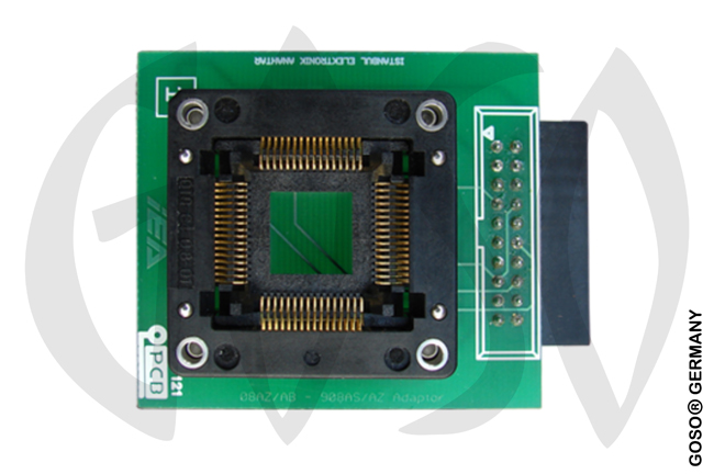Zed-Full 64PINS Motorola 08AZ/AB-908AS/AZ Adapter with Test Clip ZFH-EA9 ZF48