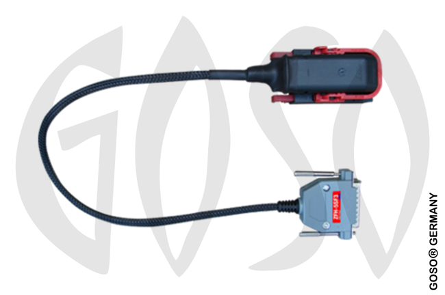 Zed-Full Special socket Cable to virginise Fiat ECU M.MARELL? 5SF3(HW>300) ZFH-5SF3 ZF59