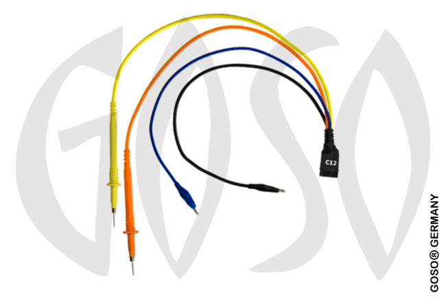 Zed-Full Remote unlocking Cable ZFH-C12 ZF67