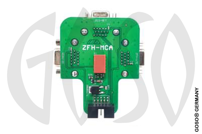 Zed-Full Multi Connection Adapter for Benz applications ZFH-MCA ZF80