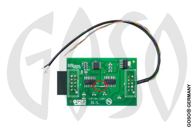 Zed-Full MCU Adapter - für 112 PINS 9S12 MCU ZFH-EA7(REV1) ZF83