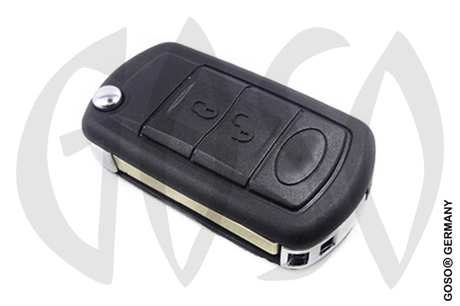 Remote Key for LandRover 433MHz ID46 3T HU92 ZR147