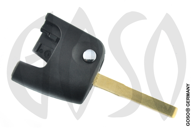 Key Shell for Ford key blank HU101 HU101ARS8 0985