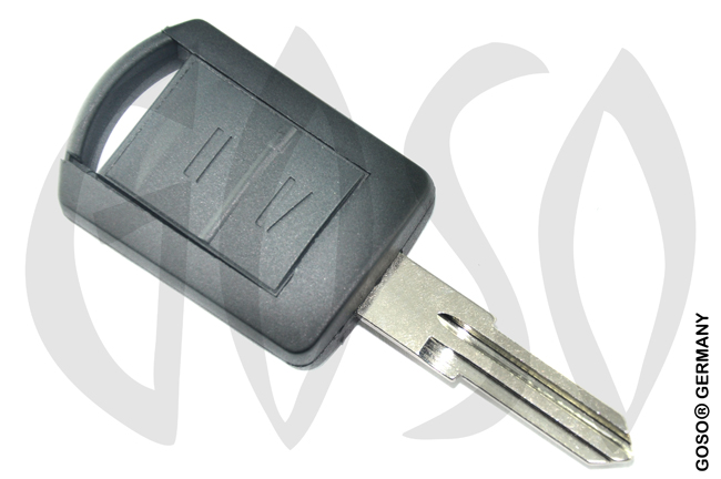 Key Shell for Opel YM28 2T starr 3740