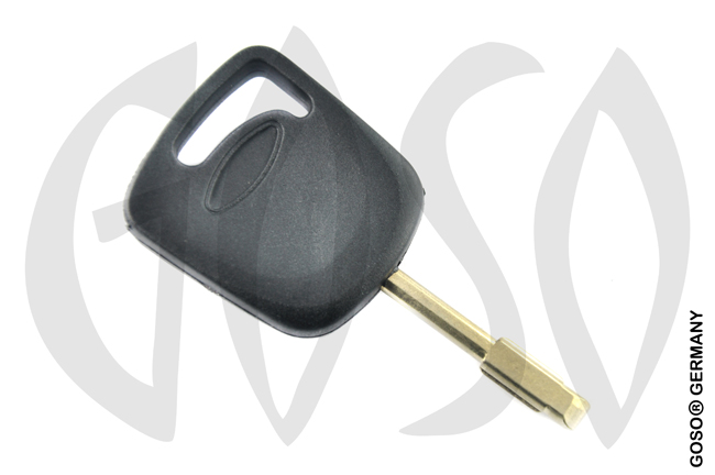 Key Shell for Ford FO21 Tibbe ID4C starr 3788