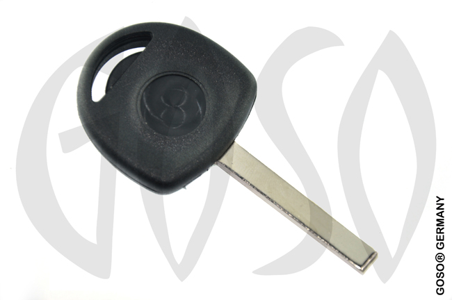 Key Shell for Opel HU100 starr 3825