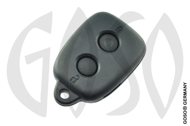 Shell Key for Toyota 2 button 6413-2